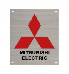 stainless steel heat resistant nameplate