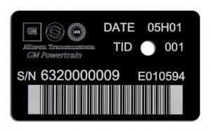 Digital Nameplate